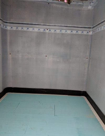 Waterproofing a basement in North London image3