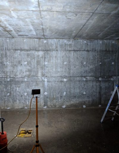 Waterproofing a basement in North London image7